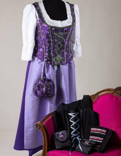Kleid nach Mass - Dindl Massanfertigung