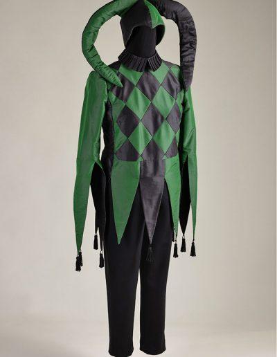 Harlekin Kostüm Maßanfertigung